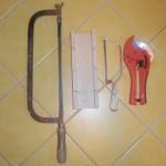 Werkzeug zum schneiden von Dichtleisten