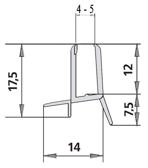 hochwertige baustoffe kermi dusche dichtung. Black Bedroom Furniture Sets. Home Design Ideas